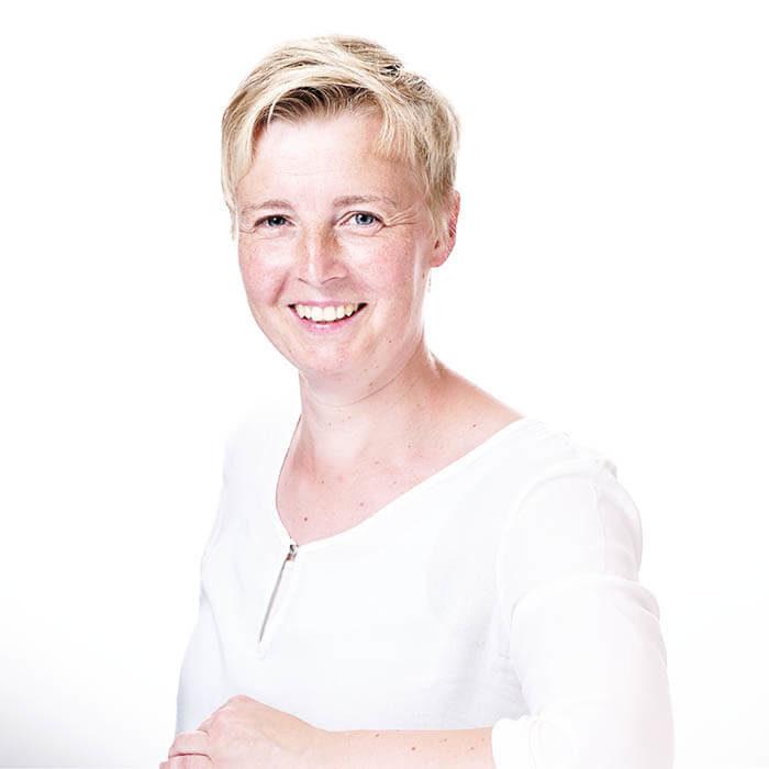Team Portrait Kathrin Clausen