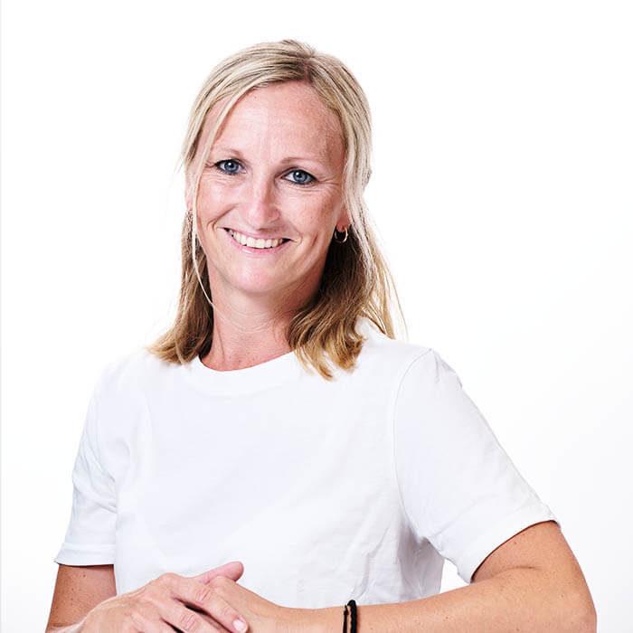 Team Potrait Annika Becker