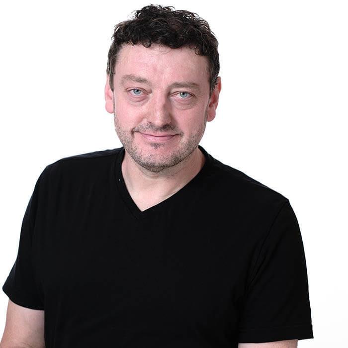 Team Potrait Björn Petersen